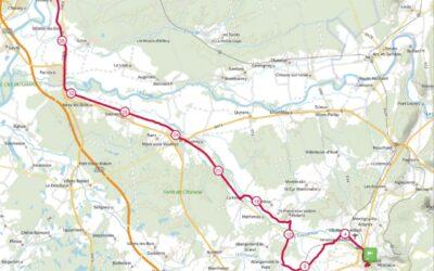 Parcours Marathon 2021